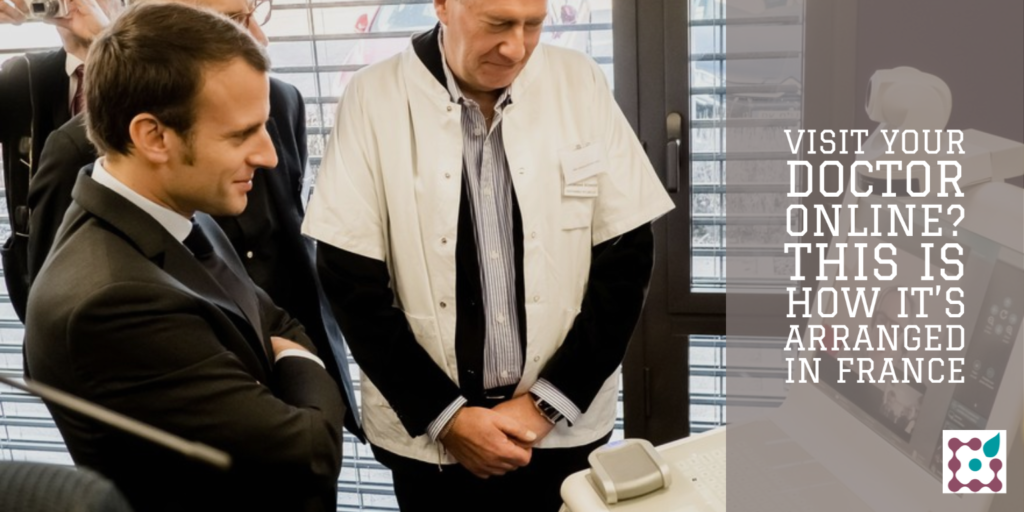 Visit your doctor online? This is how it's arranged in France