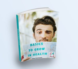 Book Cover basics to grow in health