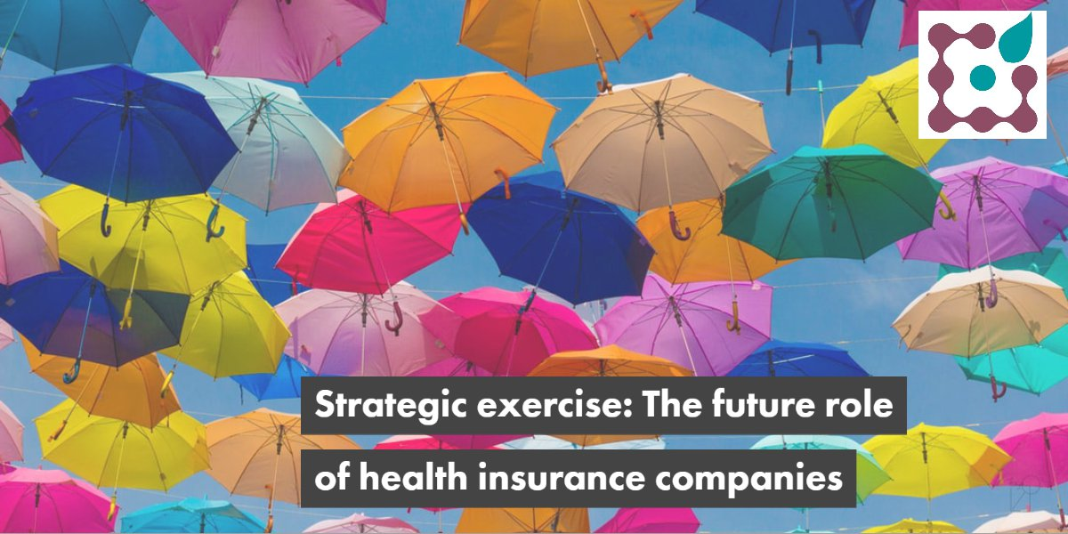 The future role of health insurance companies